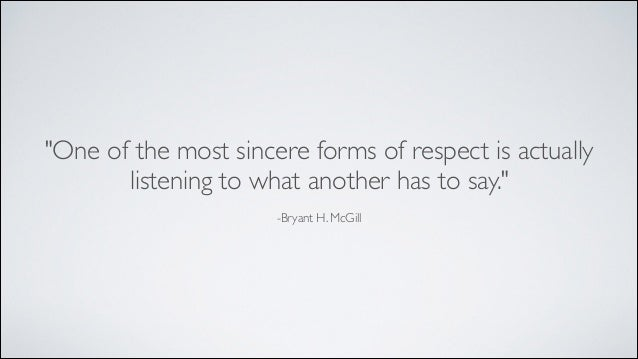 Top leadership quotes on listening