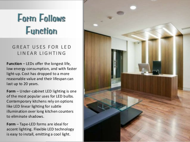 Top lighting choices for home, office and store use