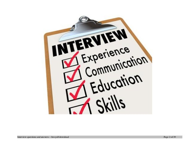 warehouse interview questions and answers pdf