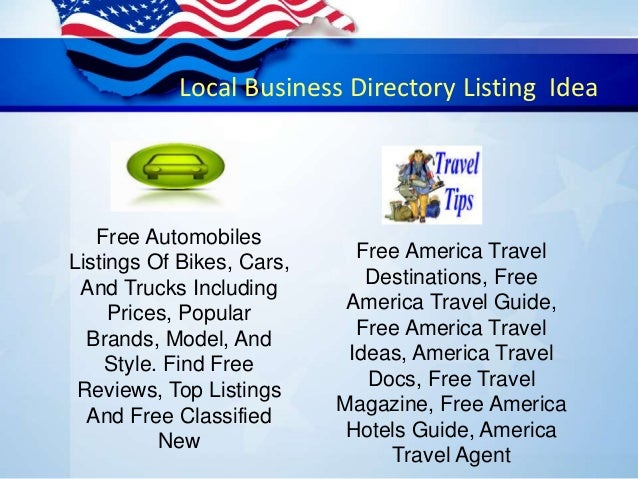 Top local business listing online usa