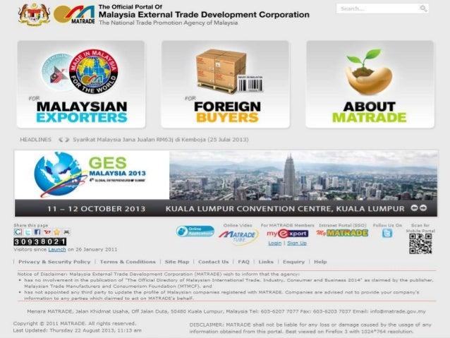 Most Popular Malaysia B2B Websites