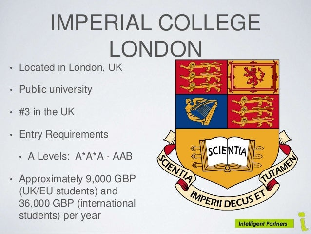 Top Medical Schools In The UK Ppt - Where is london located