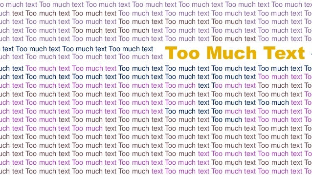 too much texting essay Millennials are leading the shift toward texting and  in a harvard business review essay  but xers and first-wave millennials aren't much.