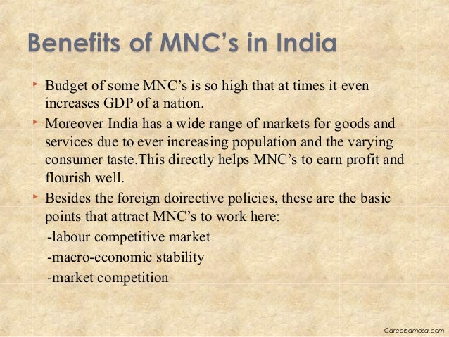 top indian mnc Top 10 mnc companies to work for in india here are top 10 mnc companies to work for in india that can offer a better growth to yo.