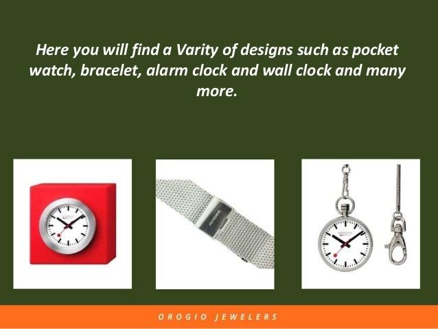 Top Mondaine Swiss Watches and Clocks Slide 3