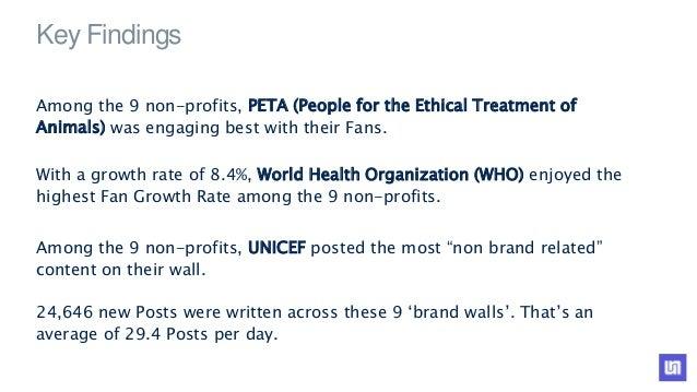 Top Non Profits On Social Media Q4 2015 Slide 3