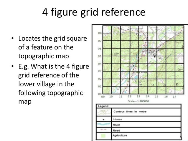 Secondary 1 GeographyTopographic Map – How to Read a Topographic Map Worksheet