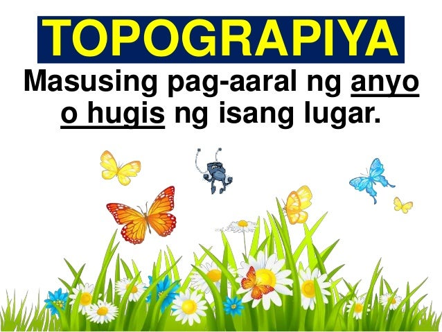 REHIYON Binubuo ng mga lalawigan, lungsod at bayan na malapit sa isa't isa.