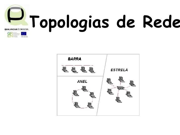 Topologias de Rede<br />