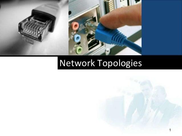 Network Topologies 1