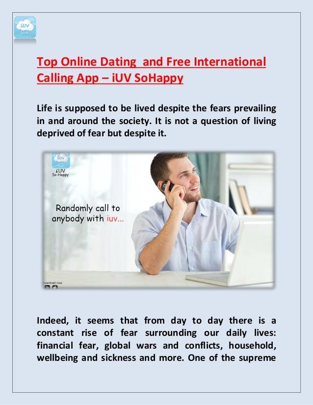 free international online dating
