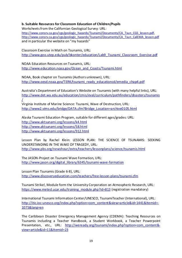 Top tsunami online portal paper blueprint 20 19b malvernweather Gallery