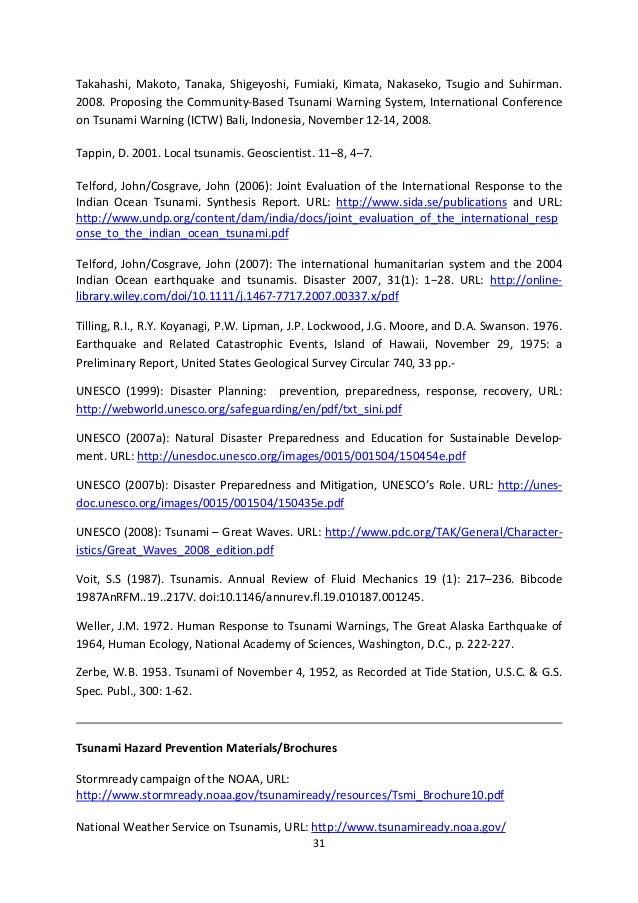 Top tsunami online portal paper blueprint 32 malvernweather Choice Image