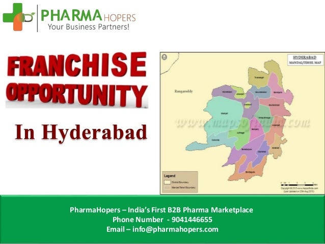 Top PCD Pharma Franchise Companies in Hyderabad