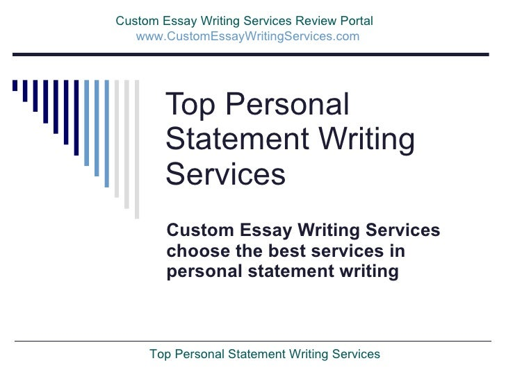 Top Notch Features of Our Personal Statement Writing Service