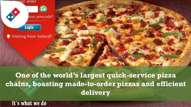 Top Pizza Companies In Quick Service