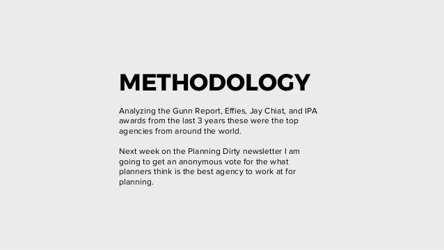 Top 10 Planning Departments in Advertising Shortlist Slide 2