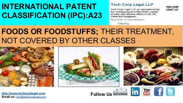 Top players in food sector filing patents in india nestle unilever top players in food sector filing patents in india nestle unilever patenting trends in foodstuffs their treatment under international patent forumfinder Choice Image