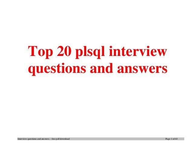Learn Pl Sql In 21 Days Pdf