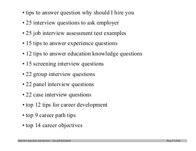 Top 20 python interview questions and answers pdf ebook free