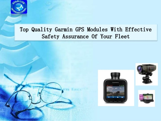 Top Quality Garmin GPS Modules With Effective Safety