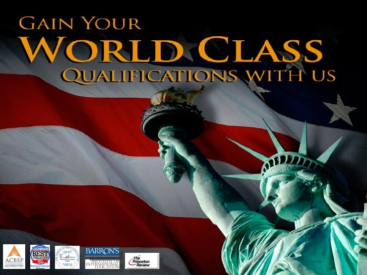 THE ARCADIA MBA               1 YEAR US MBA (Part Time)This is your chance to secure an internationally recognized and acc...