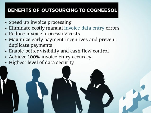 Top Reasons Of Outsourcing Invoice Processing - Outsource invoice processing