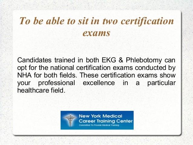 Top reasons to choose ekg & phlebotomy training