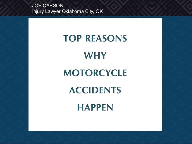 Why Do Accidents Happen?