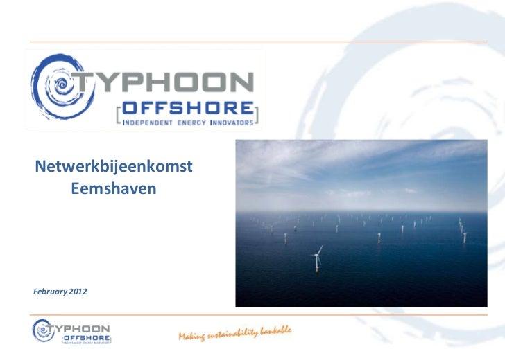 Netwerkbijeenkomst    EemshavenFebruary 2012                Making Sustainability Bankable                               C...