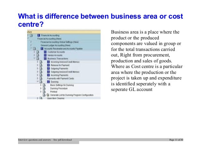 Sap abap interview questions and answers pdf download