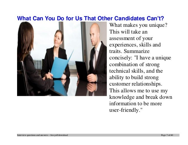 Execute The Job Interview Pdf