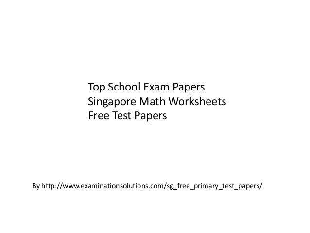 papers school