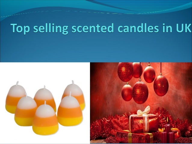 How to make scented candles to sell uk