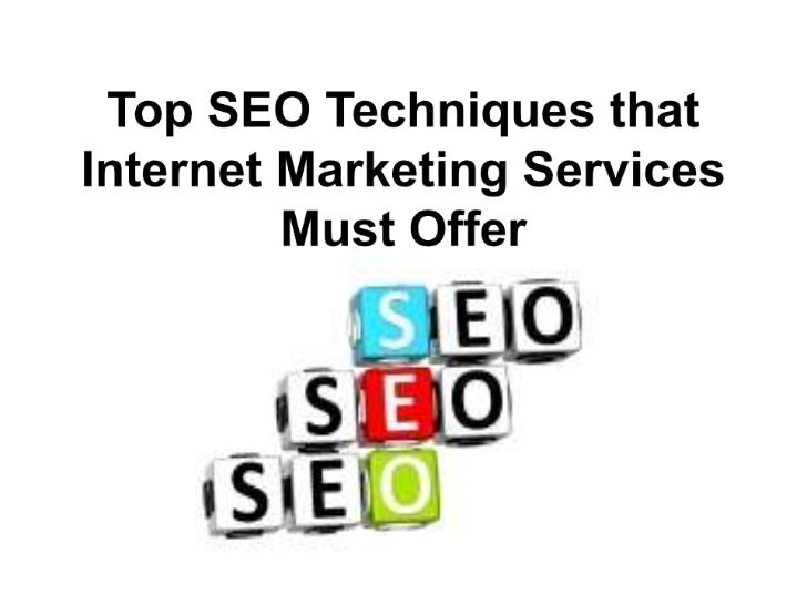 Good SEO techniques for your   website mean success.