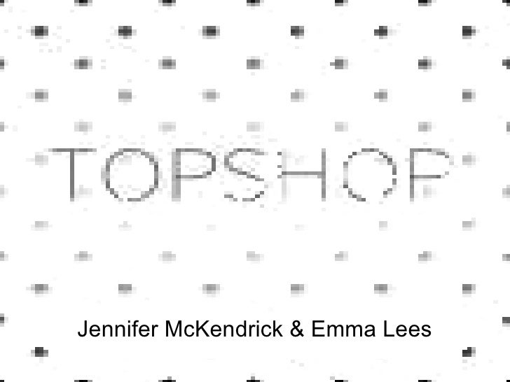 Jennifer McKendrick & Emma Lees
