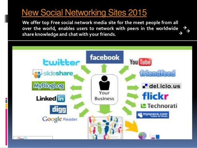 Best social networking sites for dating