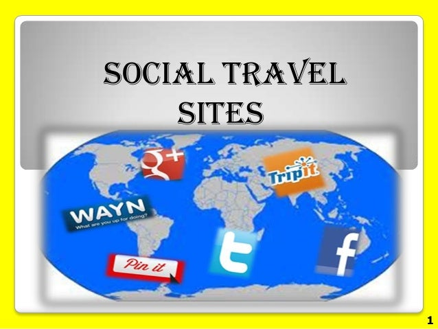 Social Travel Sites 1