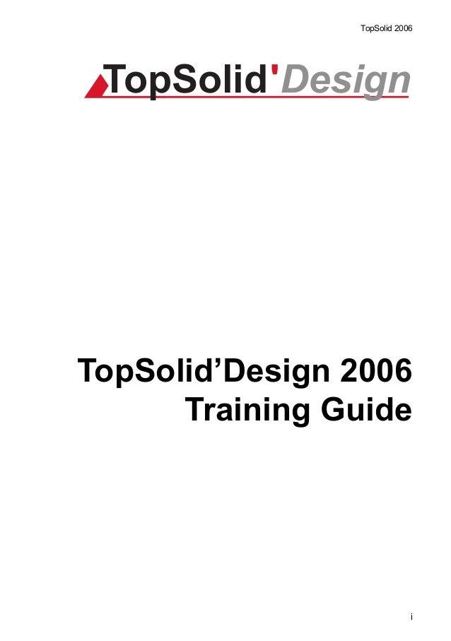 topsolid 2006