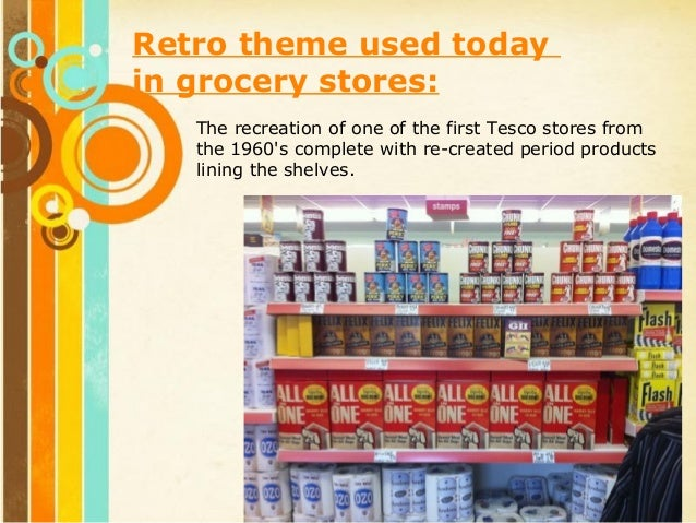 Retail and food marketing retro style free powerpoint templates page 28 retro cars 29 toneelgroepblik Image collections