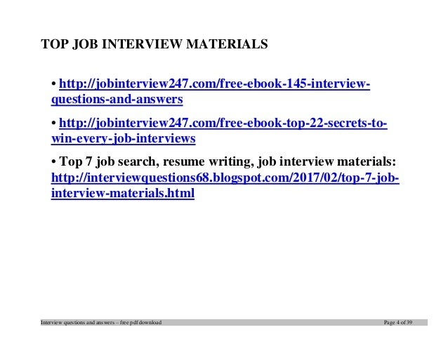 Top ssis interview questions and answers job interview tips interview questions fandeluxe Images