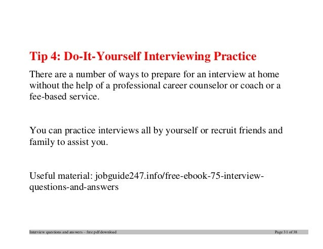 Top 20 ssrs interview questions and answers pdf ebook free download 31 interview questions and answers free pdf fandeluxe Gallery