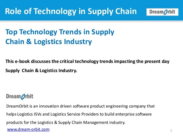 top 10 supply chain technology trends Find here list of top most popular supply chain management  build using latest technology for flexible working and  10 planvisage – supply chain.