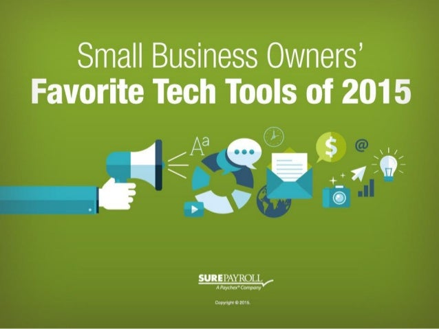 2015 Small Business Outlook