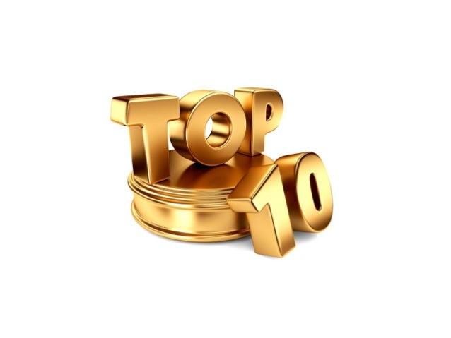 TOP TEN | 2nd Term - Mid Trimester