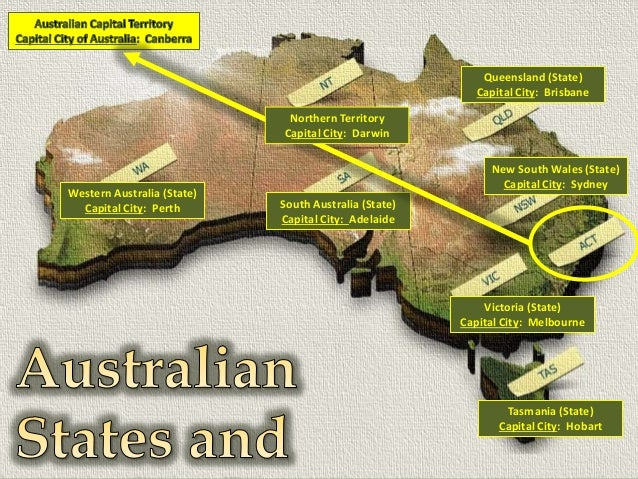 PowerPoint Top 10 Australian Landforms – Map of Australia Landforms