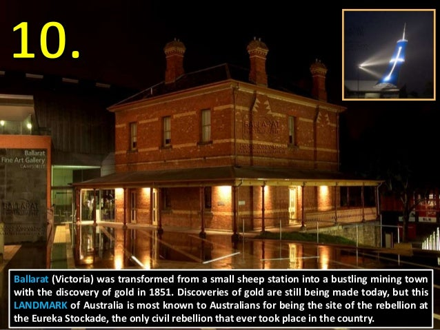 PowerPoint: Top 10 Australian Landmarks