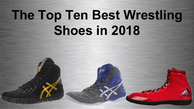 Top ten best wrestling shoes toprateten.com