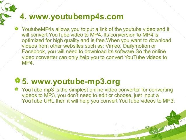 Top ten free you tube video downloader websites