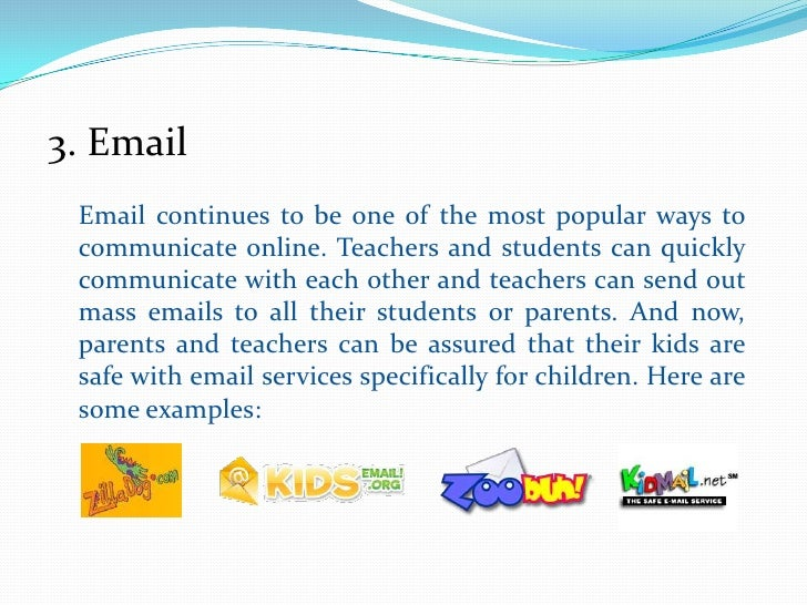 uses of email